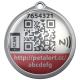 Médaille 27mm série spéciale PetAlert